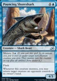 Pouncing Shoreshark 1 - Ikoria Lair of Behemoths