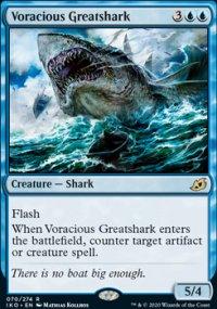 Voracious Greatshark 1 - Ikoria Lair of Behemoths