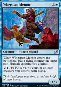 Wingspan Mentor - Ikoria Lair of Behemoths