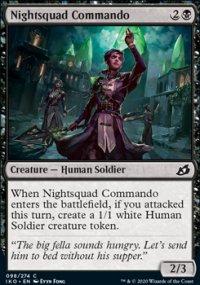Nightsquad Commando - Ikoria Lair of Behemoths
