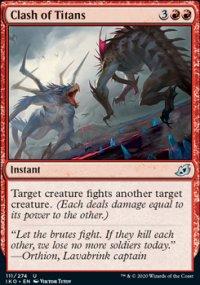 Clash of Titans - Ikoria Lair of Behemoths