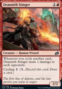 Drannith Stinger -