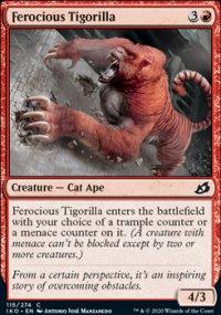 Ferocious Tigorilla -