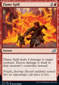 Flame Spill -