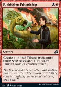 Forbidden Friendship 1 - Ikoria Lair of Behemoths
