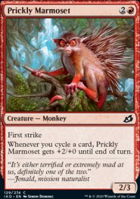 Prickly Marmoset - Ikoria Lair of Behemoths