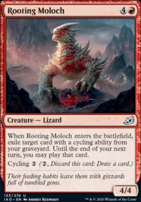 Rooting Moloch - Ikoria Lair of Behemoths