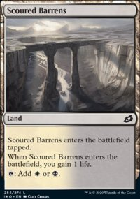 Scoured Barrens - Ikoria Lair of Behemoths