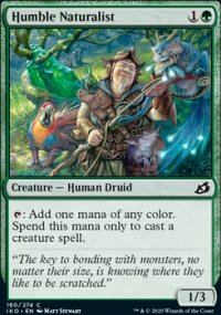 Humble Naturalist - Ikoria Lair of Behemoths