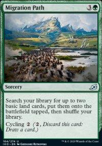 Migration Path 1 - Ikoria Lair of Behemoths