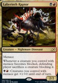 Labyrinth Raptor 1 - Ikoria Lair of Behemoths