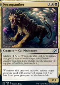 Necropanther 1 - Ikoria Lair of Behemoths
