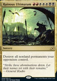 Ruinous Ultimatum 1 - Ikoria Lair of Behemoths