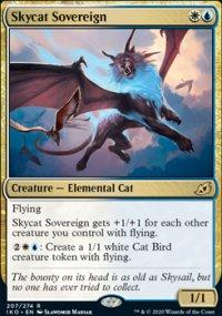 Skycat Sovereign 1 - Ikoria Lair of Behemoths