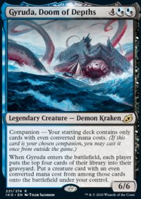 Gyruda, Doom of Depths 1 - Ikoria Lair of Behemoths