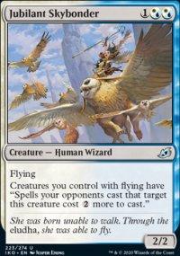 Jubilant Skybonder - Ikoria Lair of Behemoths