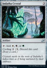 Indatha Crystal -