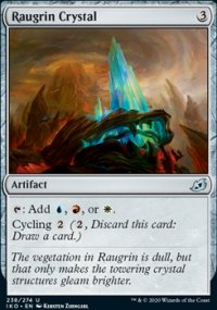 Raugrin Crystal -
