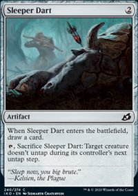 Sleeper Dart - Ikoria Lair of Behemoths