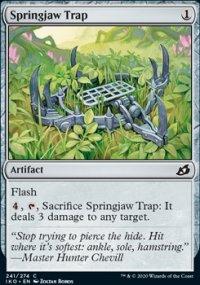 Springjaw Trap - Ikoria Lair of Behemoths