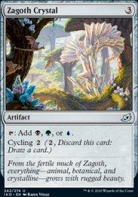 Zagoth Crystal -