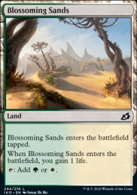 Blossoming Sands - Ikoria Lair of Behemoths