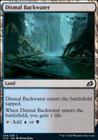 Dismal Backwater - Ikoria Lair of Behemoths