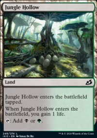 Jungle Hollow - Ikoria Lair of Behemoths