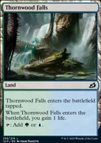 Thornwood Falls - Ikoria Lair of Behemoths