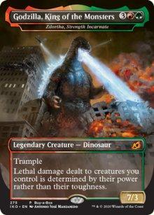Zilortha, Strength Incarnate -