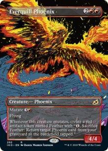 Everquill Phoenix 2 - Ikoria Lair of Behemoths