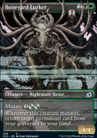 Boneyard Lurker 2 - Ikoria Lair of Behemoths