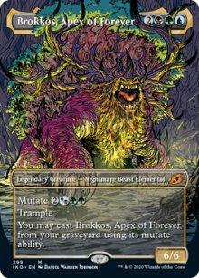 Brokkos, Apex of Forever 2 - Ikoria Lair of Behemoths