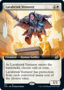 Lavabrink Venturer -