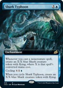Shark Typhoon -