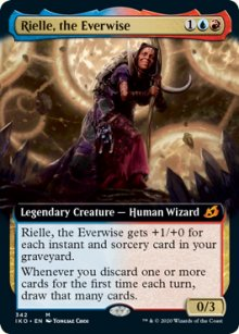 Rielle, the Everwise -