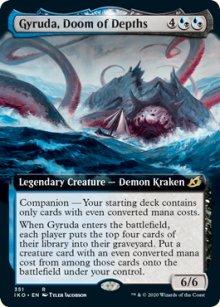 Gyruda, Doom of Depths 2 - Ikoria Lair of Behemoths