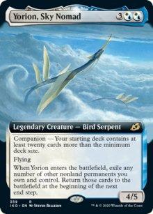 Yorion, Sky Nomad -