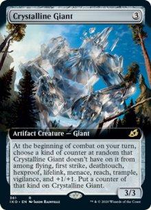 Crystalline Giant -