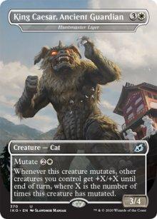 Huntmaster Liger 3 - Ikoria Lair of Behemoths