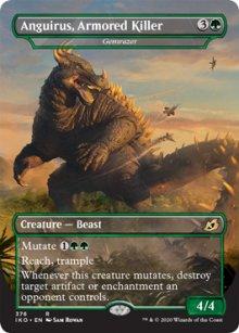 Gemrazer 3 - Ikoria Lair of Behemoths