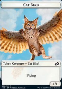 Cat Bird - Ikoria Lair of Behemoths