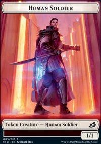 Human Soldier 3 - Ikoria Lair of Behemoths