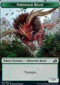 Dinosaur Beast - Ikoria Lair of Behemoths