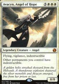 Avacyn, Angel of Hope - Iconic Masters