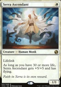 Serra Ascendant - Iconic Masters