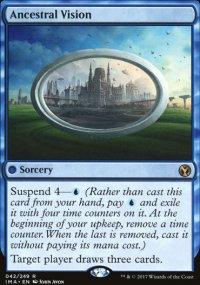 Ancestral Vision - Iconic Masters