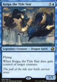 Keiga, the Tide Star - Iconic Masters