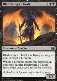 Bladewing's Thrall - Iconic Masters