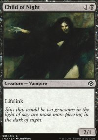 Child of Night - Iconic Masters